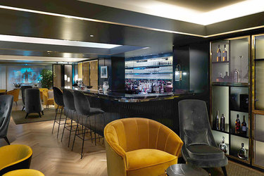 The Bar at The Athenaeum Hotel & Residences in London, England