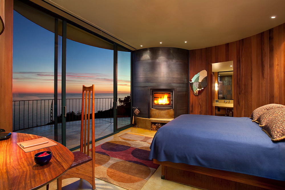 A Pacific Suite at Post Ranch Inn in Big Sur, California