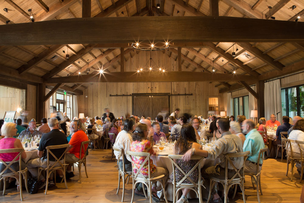 Blackberry Farm Dining Hall
