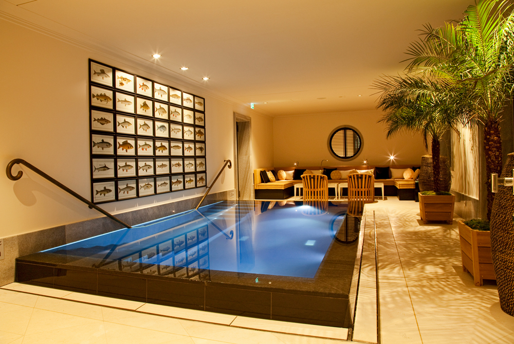 Exceptional Brenners Park Hotel U0026 Spa Plunge Pool