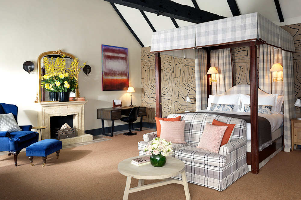 The Junior Suite At Carriage House At The Stafford London In London, England