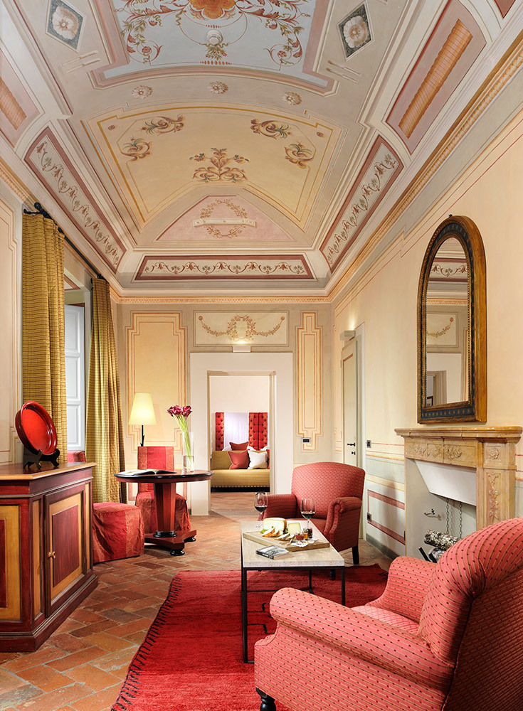 Castello Del Nero Hotel Amp Spa Luxury Hotel In Tuscany Italy