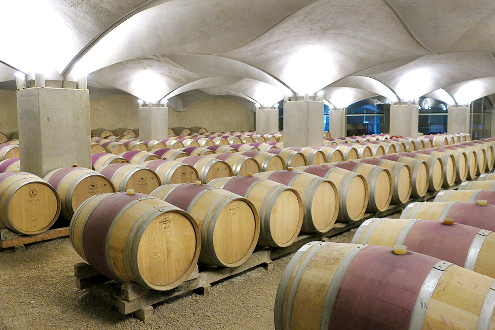 Southwest france itinerary driving tour andrew harper for Cost to build a wine cellar