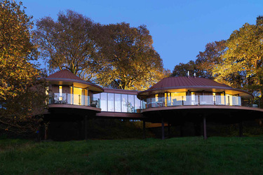 Chewton Glen Treehouse Suites