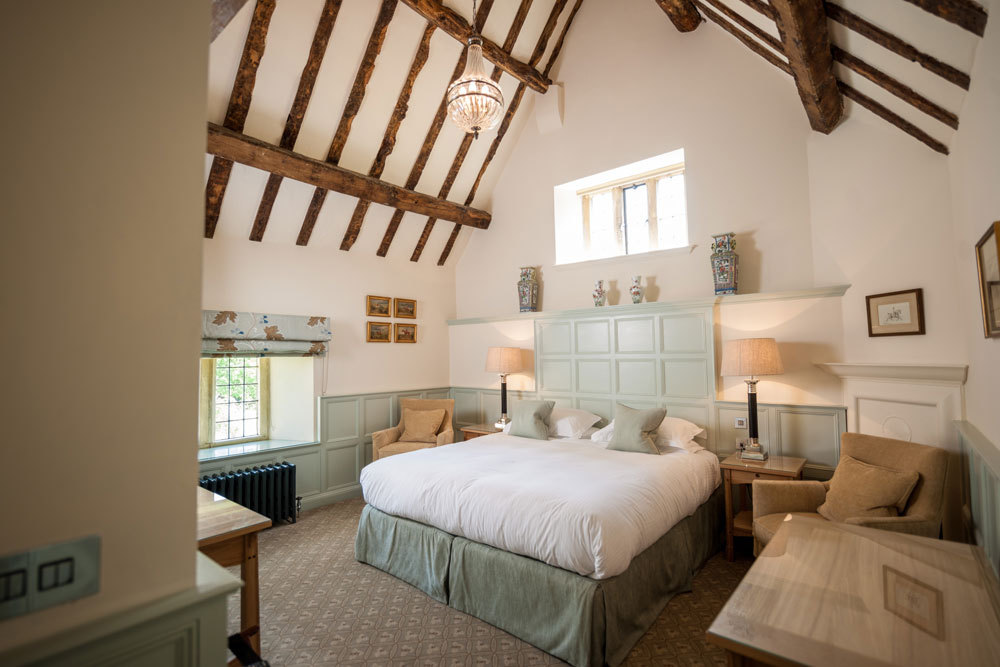 Buckland Manor Small Deluxe Room