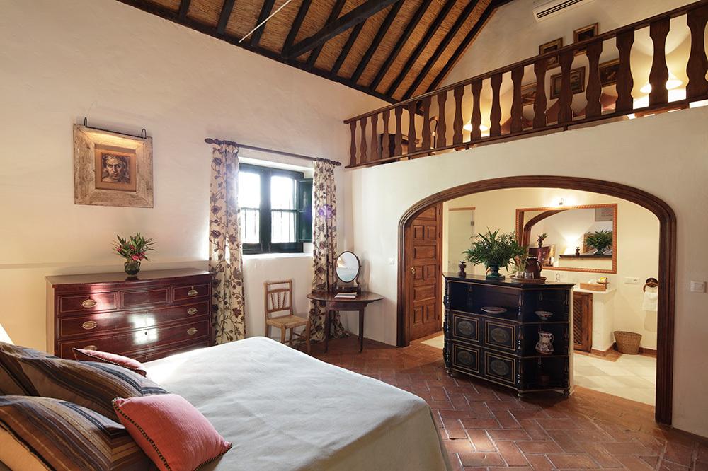 Exceptional The Deluxe Room At Hacienda De San Rafael In Jerez, Spain