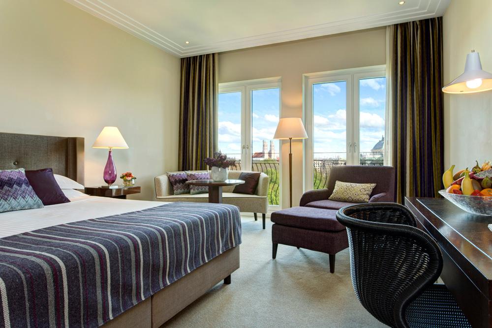 Charles Hotel Munich Spa