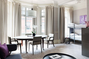 Residence Living Area at The Athenaeum Hotel & Residences in London, England