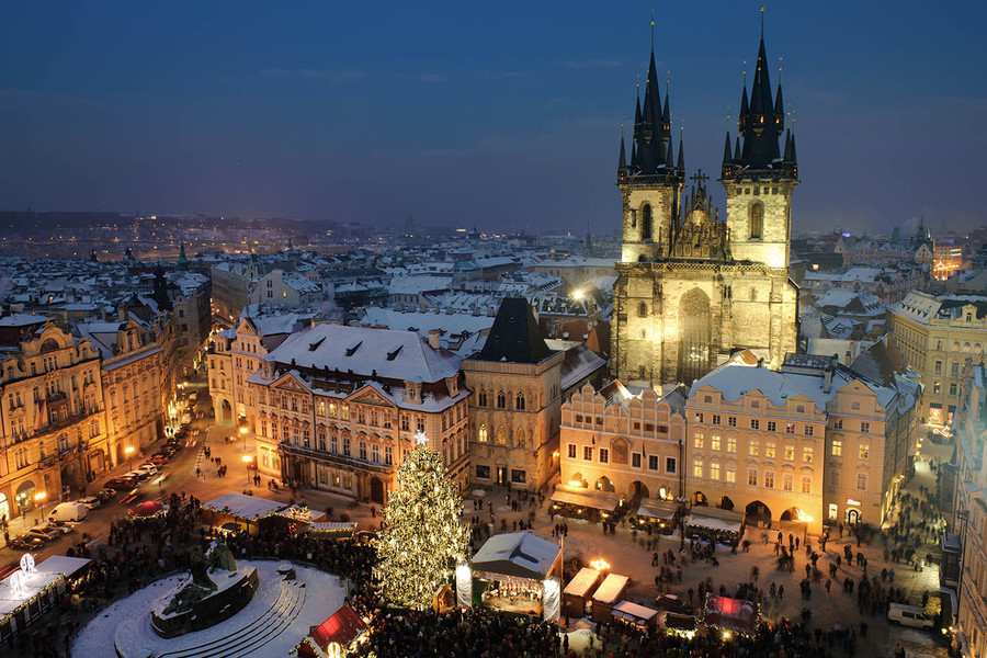 Europe Christmas Market | Travel Advisors