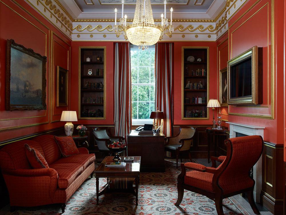 The Lanesborough Luxury Hotel In London England