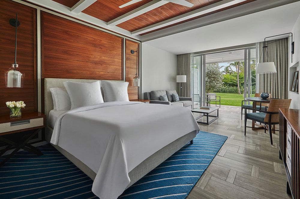 The ocean club a four seasons resort bahamas resort for Garden room 4 seasons