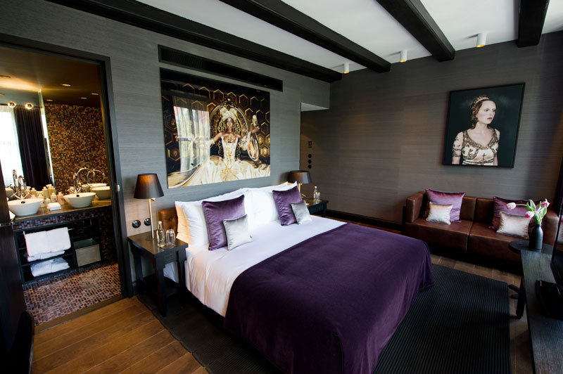 Canal House Luxury Hotel in Amsterdam Netherlands