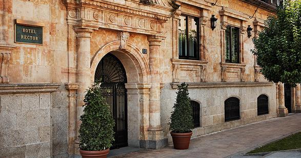 Hotel Rector | Luxury Hotel in Salamanca Spain