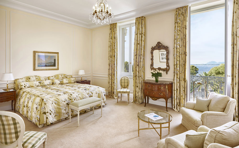 Hotel Du Cap Eden Roc French Chateau Andrew Harper Travel