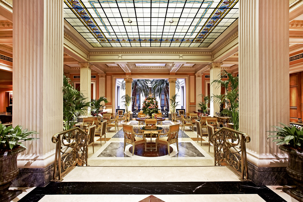 Hotel Grande Bretagne A Luxury Collection Hotel Luxury