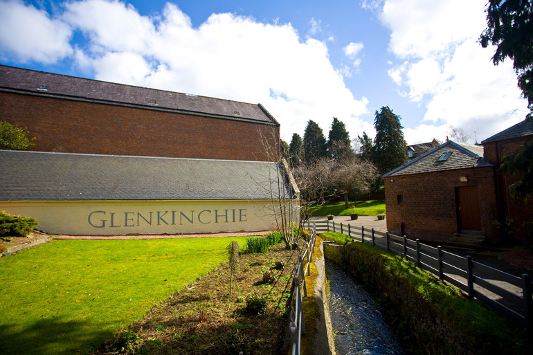 Glenkinchie Distillery, Edinburgh