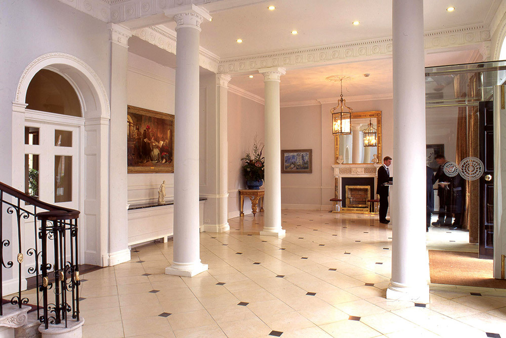 The Merrion Hotel Lobby