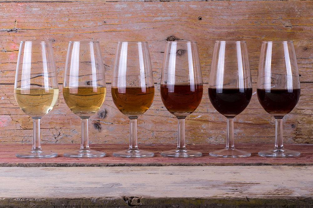 Wine Tour Itinereary Virginia