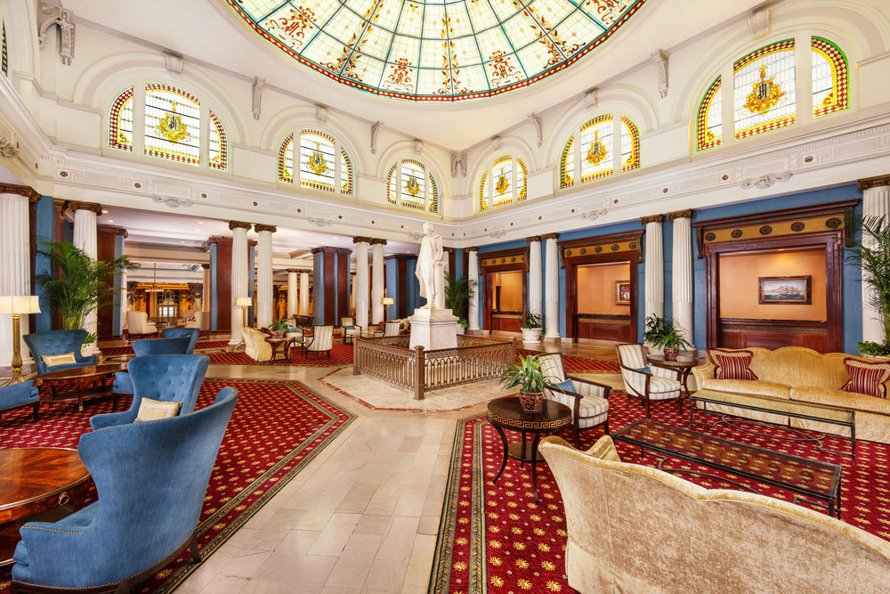 The Jefferson Hotel Luxury Hotel In Virginia United States