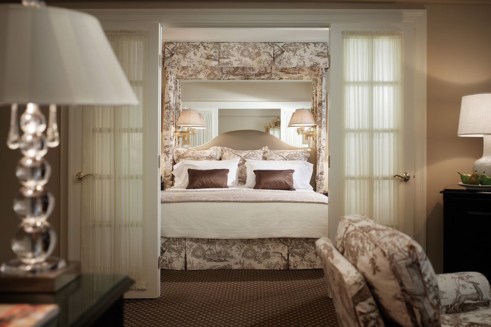 The eliot hotel luxury hotel in boston massachusetts - Hotels with 2 bedroom suites in boston ma ...