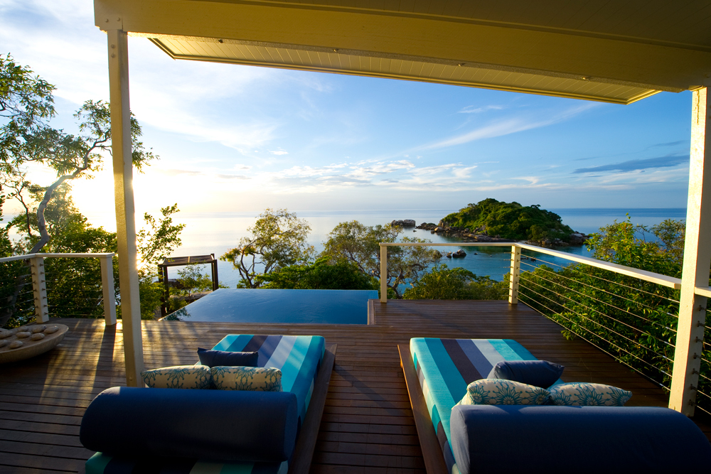 View from Suite in Lizard Island