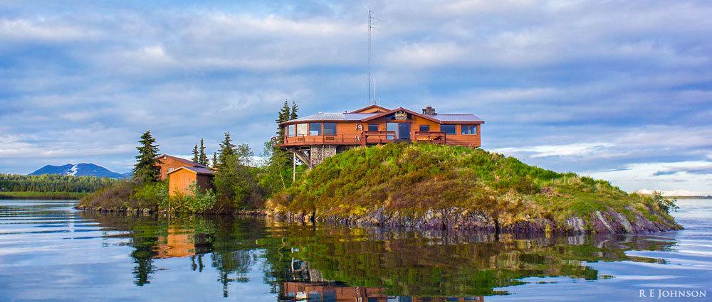 Tikchik Narrows Lodge Luxury Hotel In Alaska United States