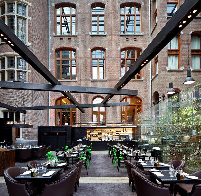 Conservatorium luxury hotel in amsterdam netherlands for Best luxury hotel in amsterdam