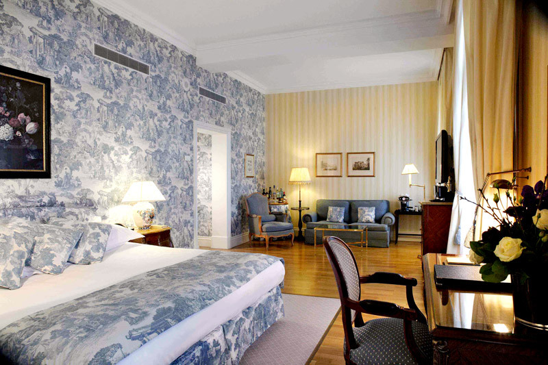 InterContinental Amstel Amsterdam Luxury Hotel in Amsterdam