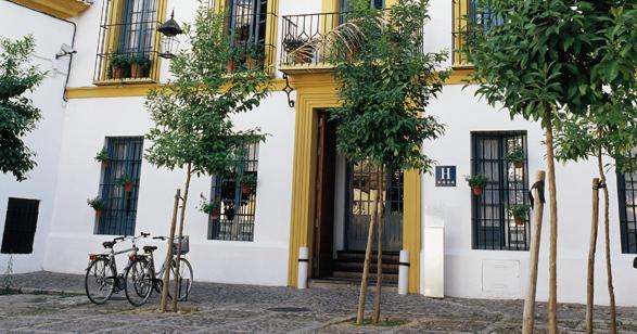 Hotel hospes las casas del rey de baeza luxury hotel in - Las casas del rey ...