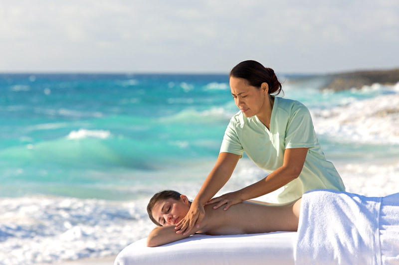 Cap Juluca Anguilla Beach Massage