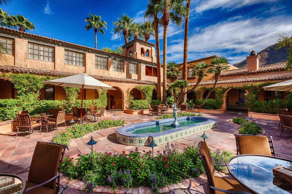 Royal Palms Hotel Scottsdale