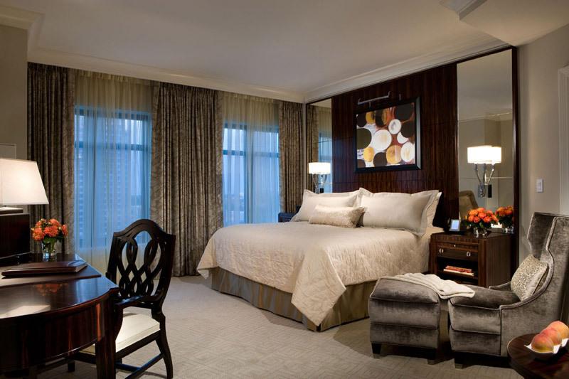 Mandarin Oriental Atlanta Luxury Hotel In Atlanta Georgia