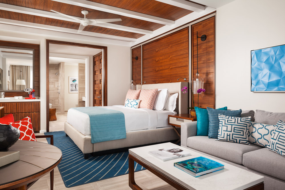 Ocean View Room At The Club A Four Seasons Resort