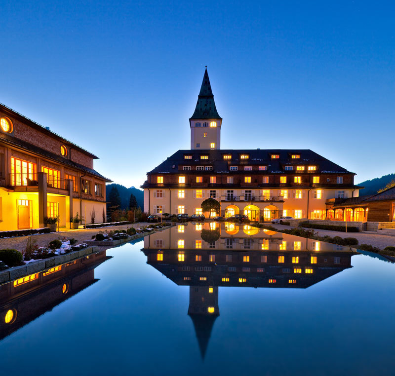 Schloss Elmau Luxury Spa Retreat And Cultural Hideaway