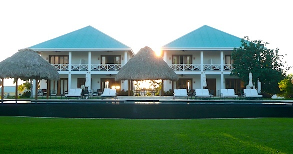 Victoria House Resort.