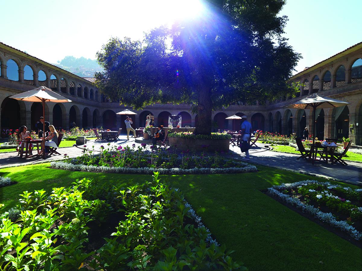 Belmond hotel monasterio luxury hotel in cusco peru for Hotel luxury cusco