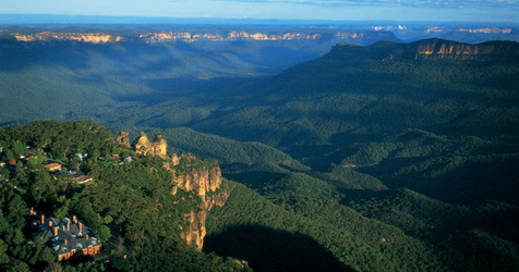 Lilianfels Blue Mountains Resort & Spa.