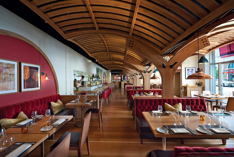 Mandarin oriental boston luxury hotel in boston - Hotel mandarin restaurante ...