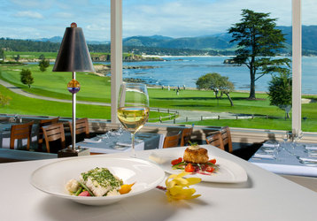 Stillwater Bar & Grill at The Lodge at Pebble Beach