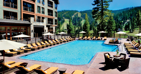 The Ritz-Carlton, Lake Tahoe.