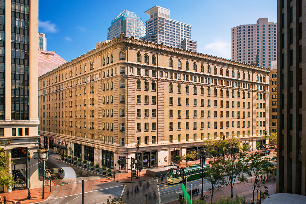 Luxury Hotel In San Francisco California