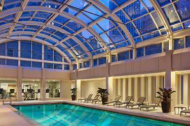 Palace Hotel Luxury Hotel In San Francisco California