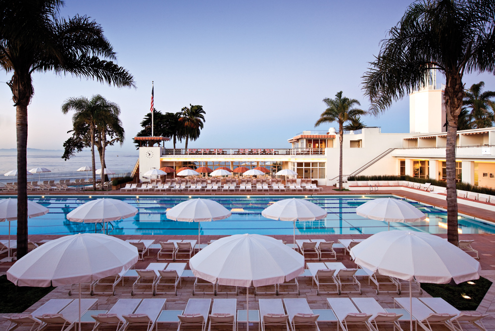 Luxury Beach Hotels In Santa Barbara