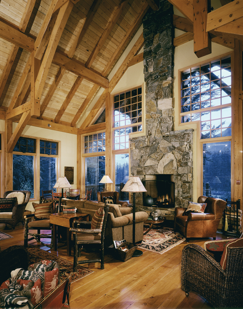 Cathedral mountain lodge luxury hotel in yoho national for Style at home canada