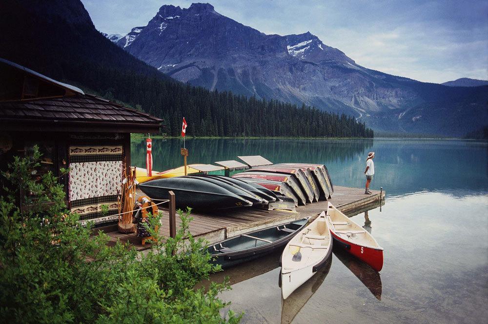 Emerald Lake Lodge Luxury Hotel In Yoho National Park