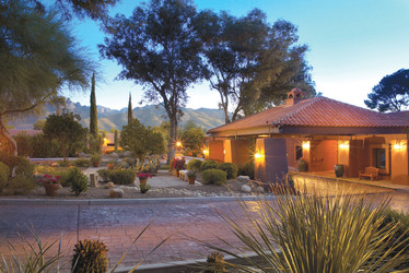 Canyon Ranch Spa Tucson