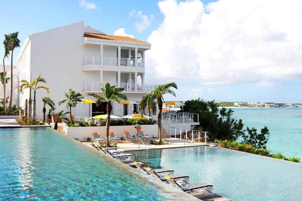 Malliouhana Luxury Hotel In Anguilla Caribbean