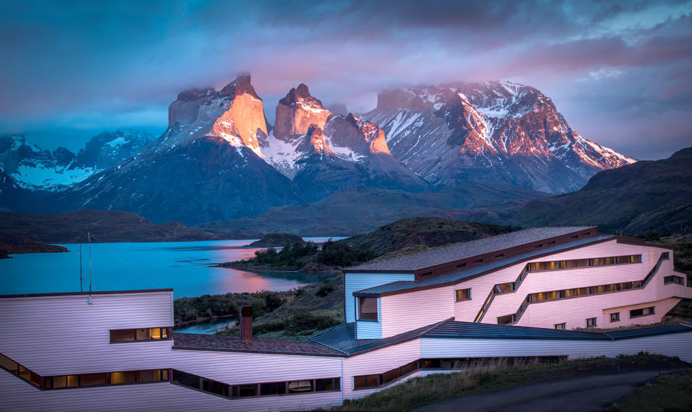 Explora Patagonia Luxury Hotel In Patagonia Chile