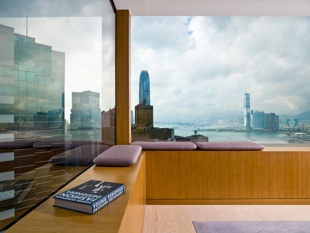 Upper House Hong Kong Suite View River