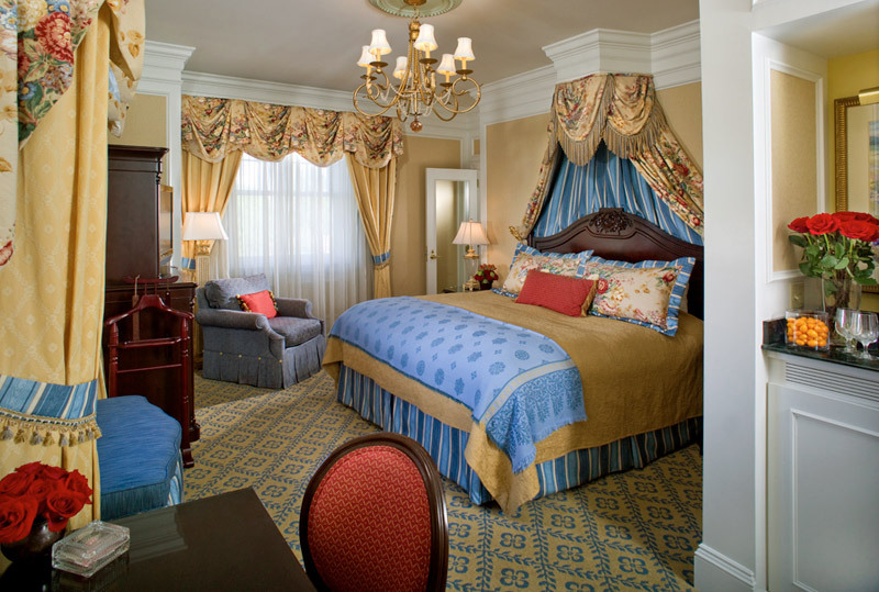 The Broadmoor Luxury Hotel In Colorado United States